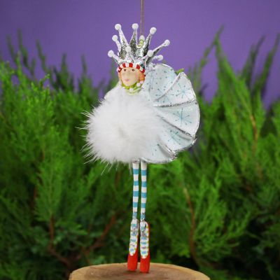 Patience Brewster Snow Queen Ornament