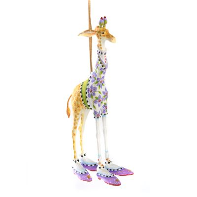 Patience Brewster Jambo George Giraffe Ornament