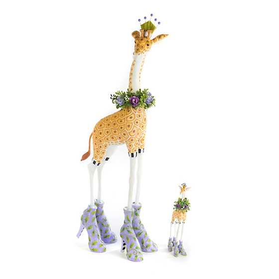 Patience Brewster Jambo Janet Giraffe Figure image four