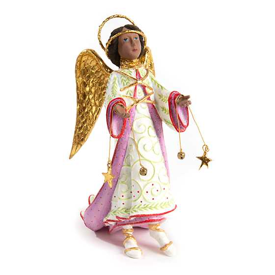 Patience Brewster Nativity World Rejoicing Angel Figure image two