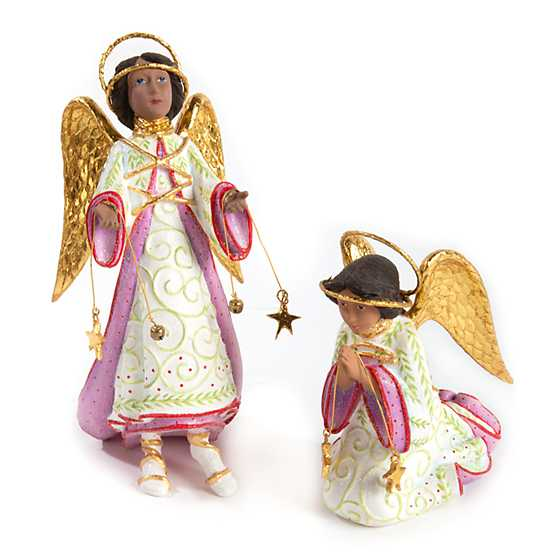 Patience Brewster Nativity World Rejoicing Angel Figure image four