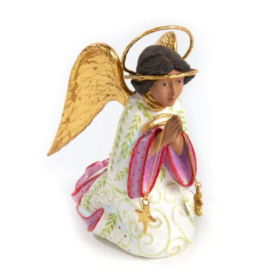 Patience Brewster Nativity World Praying Angel Figure