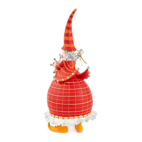 Patience Brewster Dash Away Red Mrs. Santa Figure image three