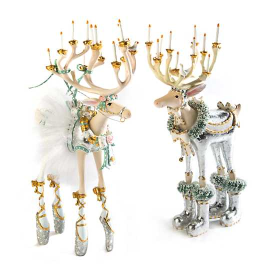 Patience Brewster Moonbeam Dancer Reindeer Figure image four