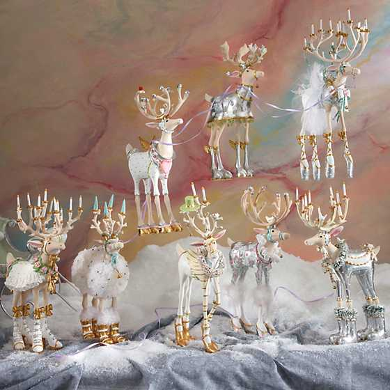 Patience Brewster Moonbeam Comet Reindeer Figure image two
