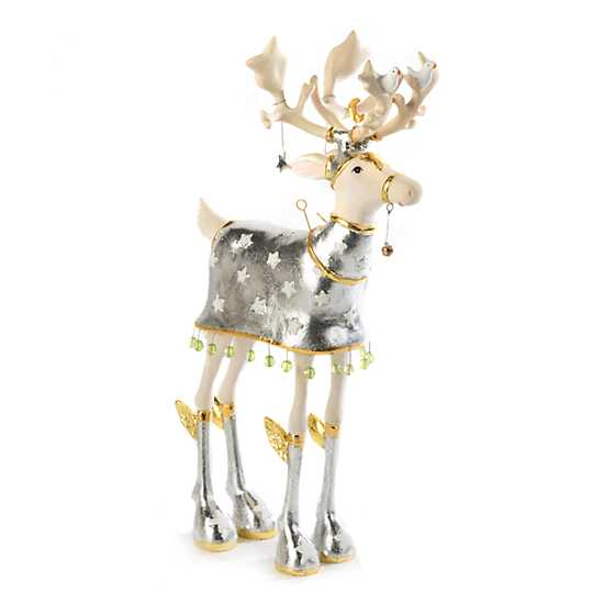 Patience Brewster Moonbeam Comet Reindeer Figure