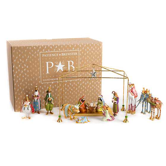Patience Brewster Nativity Mini Figures Introductory Set image two