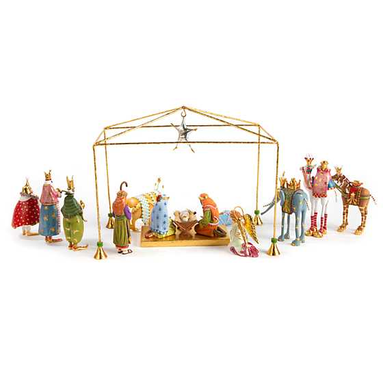 Patience Brewster Nativity Mini Figures Introductory Set image three