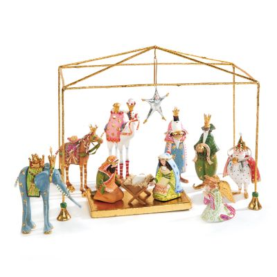 Patience Brewster Nativity Mini Figures Intro. Set