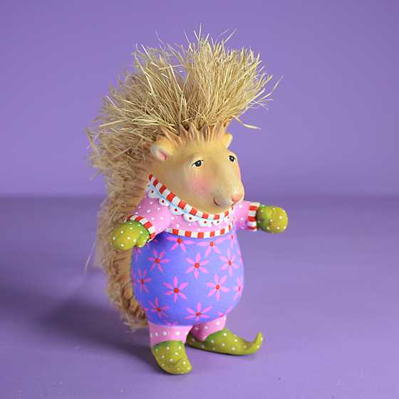 Patience Brewster Piney Porcupine Ornament