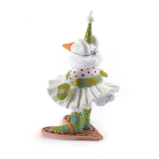Patience Brewster Alaska Snow Dog Mini Ornament image three