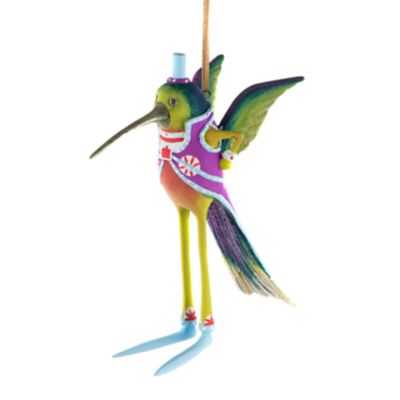 Patience Brewster Heek Hummingbird Ornament