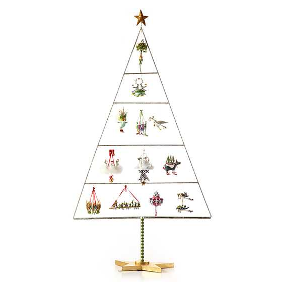 Patience Brewster 12 Days Ornament Display Tree image three