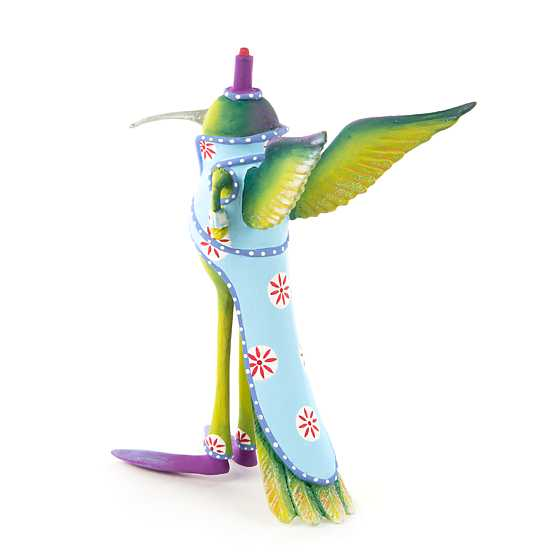 Patience Brewster Hummie Hummingbird Figure image three