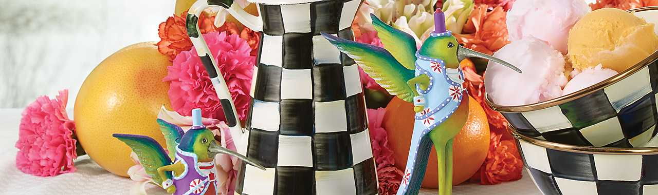 Patience Brewster Hummie Hummingbird Figure Banner Image