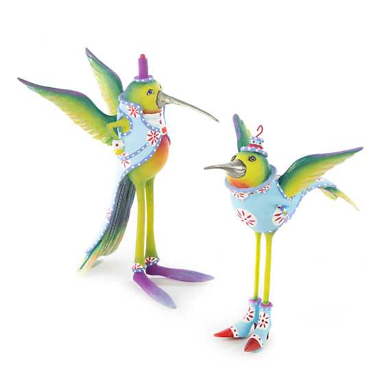 Patience Brewster Dinger Hummingbird Ornament image four