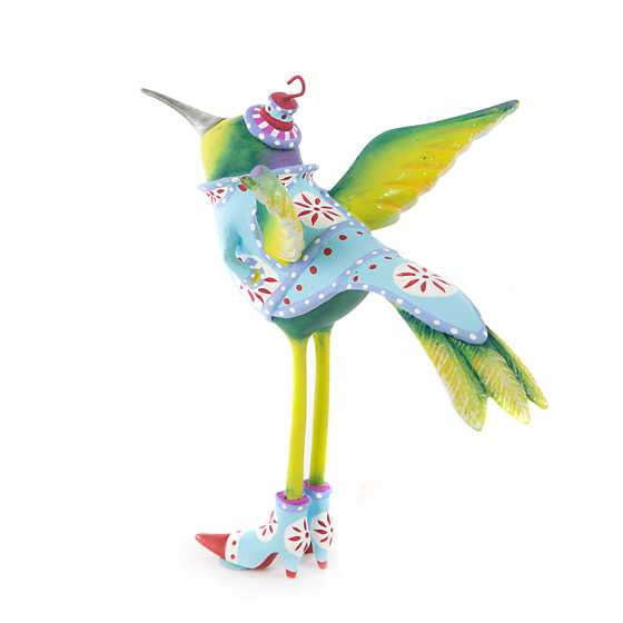Patience Brewster Dinger Hummingbird Ornament image three
