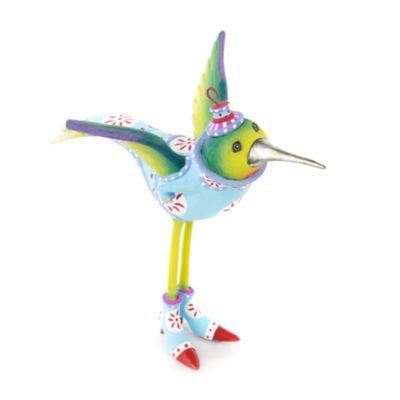 Patience Brewster Dinger Hummingbird Figure