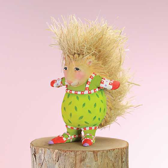 Patience Brewster Peety Porcupine Mini Ornament