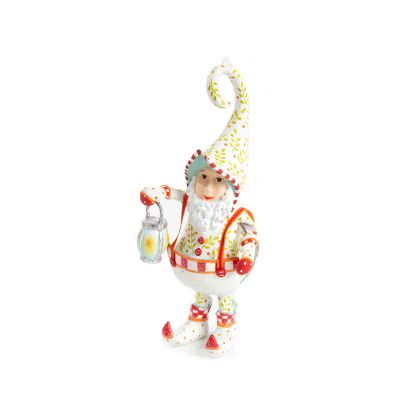 Patience Brewster Dash Away Santa's Lantern Elf Ornament