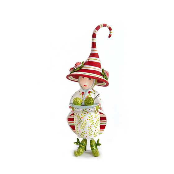 Patience Brewster Dash Away Mrs. Santa's Elf Ornament