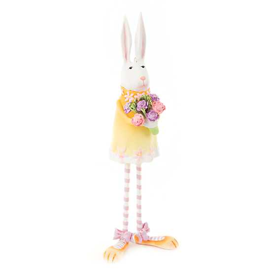 Patience Brewster Estelle Bunny Ornament image one
