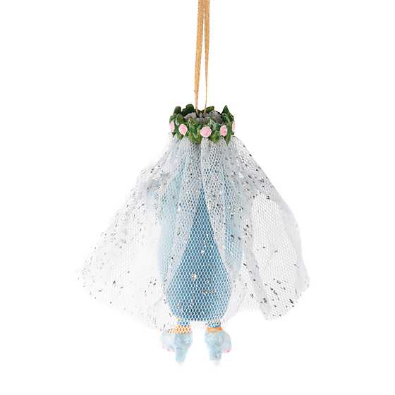 Patience Brewster Love Bird Bride Ornament image three