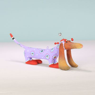 Patience Brewster Chula Dachshund Ornament