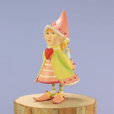 Patience Brewster Dash Away Cupid's Elf Mini Ornament