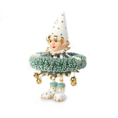 Patience Brewster Moonbeam Dasher's Elf Mini Ornament