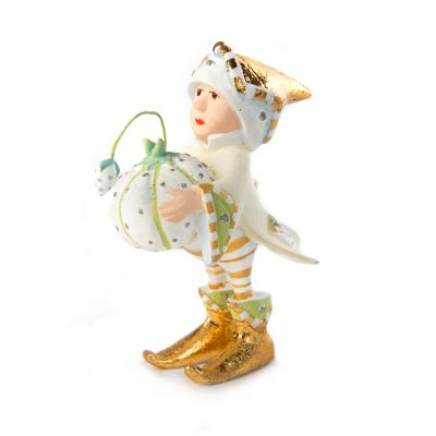 Patience Brewster Moonbeam Prancer's Elf Mini Ornament