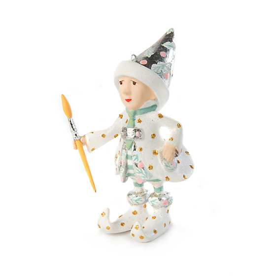 Patience Brewster Moonbeam Vixen's Elf Mini Ornament