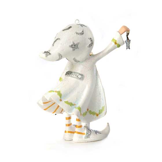 Patience Brewster Moonbeam Comet's Elf Mini Ornament image three