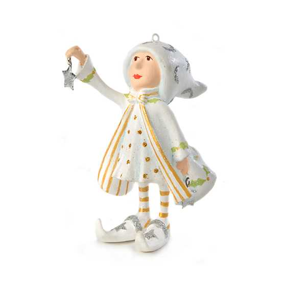 Patience Brewster Moonbeam Comet's Elf Mini Ornament