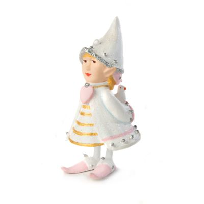 Patience Brewster Moonbeam Cupid's Elf Mini Ornament