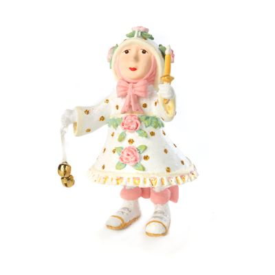 Patience Brewster Moonbeam Donna's Elf Mini Ornament