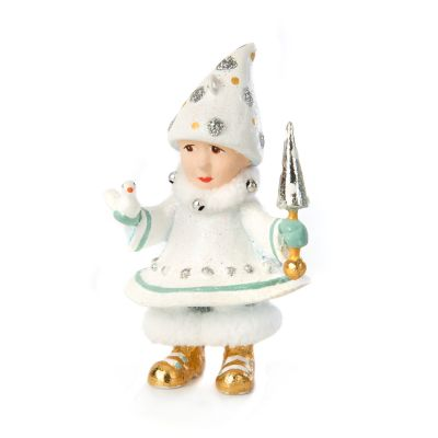 Patience Brewster Moonbeam Blitzen's Elf Mini Ornament