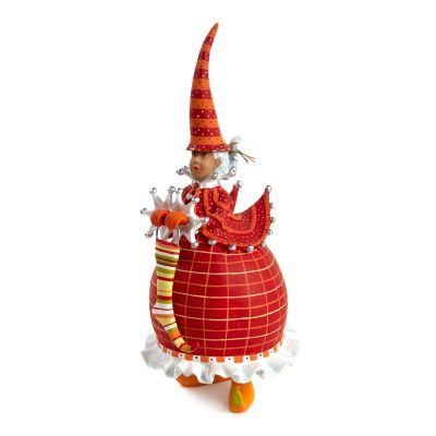 Patience Brewster Dash Away World Mrs. Santa Figure