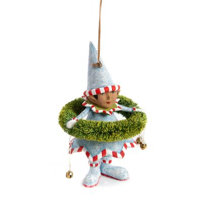 Patience Brewster Dash Away World Dasher's Elf Ornament
