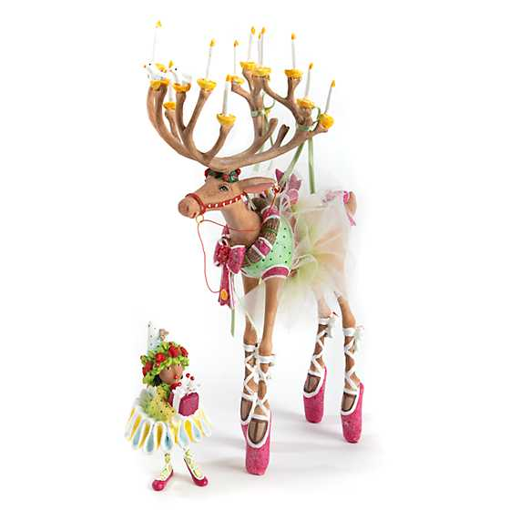 Patience Brewster Dash Away World Dancer's Elf Ornament image four