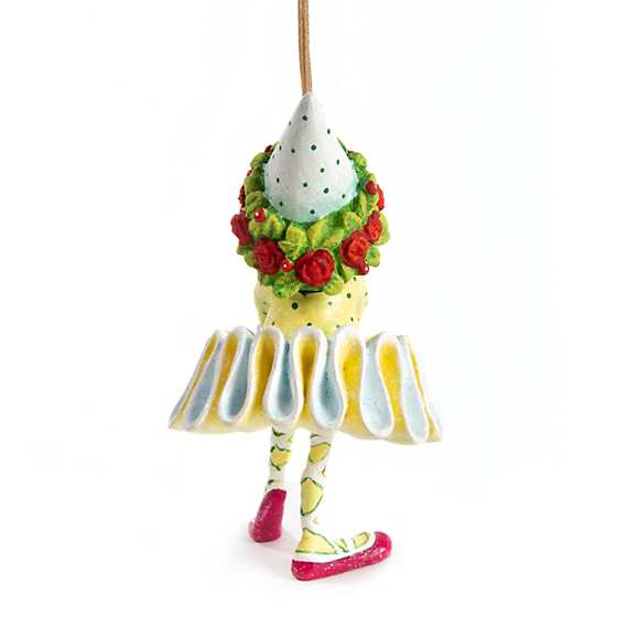 Patience Brewster Dash Away World Dancer's Elf Ornament image three