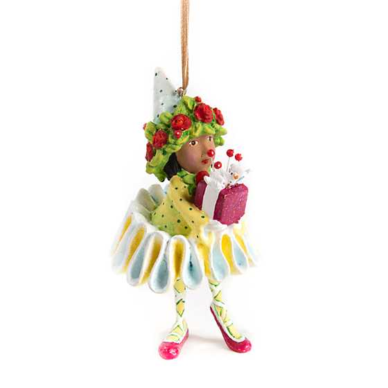 Patience Brewster Dash Away World Dancer's Elf Ornament image one