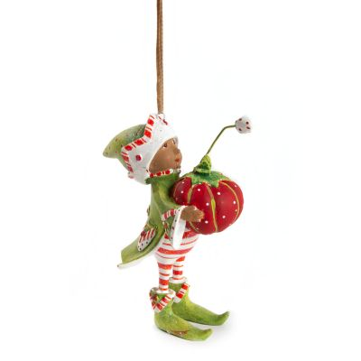Patience Brewster Dash Away World Prancer's Elf Ornament