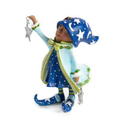 Patience Brewster Dash Away World Comet's Elf Ornament