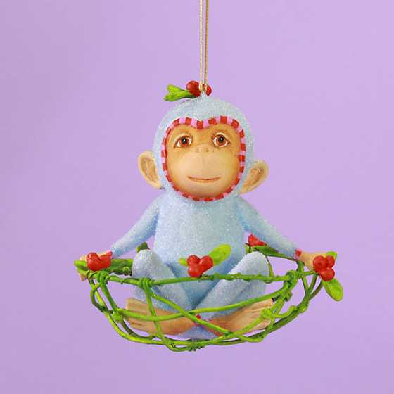 Patience Brewster Jambo Adu Chimpanzee Ornament image two