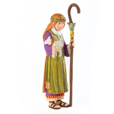 Patience Brewster Nativity Shepherd Mini Figure