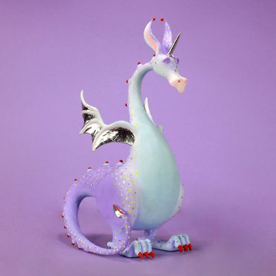 Patience Brewster Wish Keeper Spark Dragon Figure