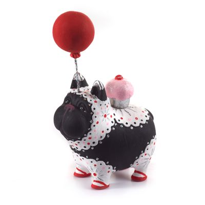 Patience Brewster Frankie the French Bulldog Ornament