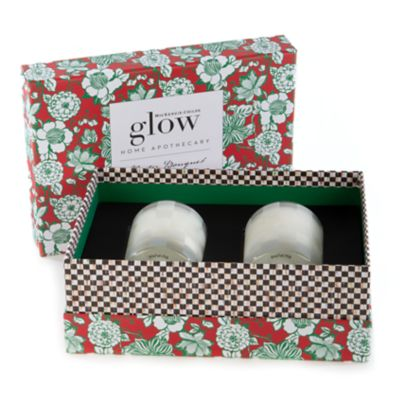 Winter Bouquet 5 oz. Candles - Set of 2