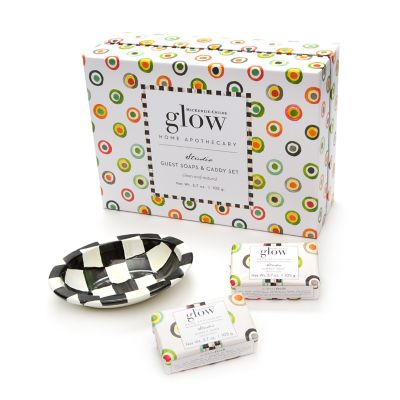 Studio Bar Soap & Dish Set